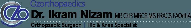 DR. Ikram Nizam MB CHb MRCS MS FRACS FAORTHA
